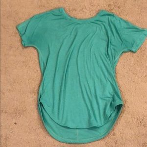 Lucy size small yoga top
